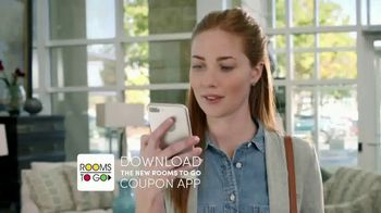 Rooms to Go New Years Sale TV Spot, 'Savings in Your Palm' - Thumbnail 2