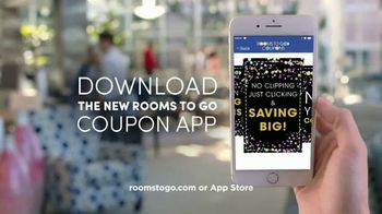 Rooms to Go New Years Sale TV Spot, 'Savings in Your Palm' - Thumbnail 8