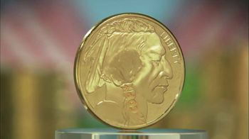 National Collector's Mint 2019 Gold Buffalo Tribute Proof TV Spot, 'Look Closely'