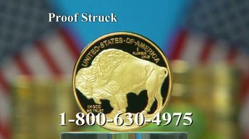 National Collector's Mint 2019 Gold Buffalo Tribute Proof TV Spot, 'Look Closely' - Thumbnail 6