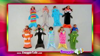 Snuggie Tails TV Spot, 'Coloring Book'