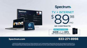 Spectrum TV + Internet TV Spot, 'The Old Me' - Thumbnail 10