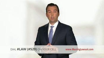 Morgan and Morgan Law Firm TV Spot, 'Blasting Lawsuit' - Thumbnail 2