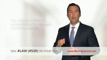 Morgan and Morgan Law Firm TV Spot, 'Blasting Lawsuit' - Thumbnail 6