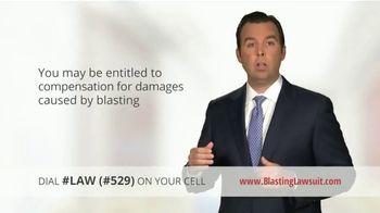 Morgan and Morgan Law Firm TV Spot, 'Blasting Lawsuit' - Thumbnail 7