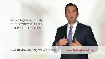 Morgan and Morgan Law Firm TV Spot, 'Blasting Lawsuit' - Thumbnail 8
