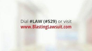 Morgan and Morgan Law Firm TV Spot, 'Blasting Lawsuit' - Thumbnail 9