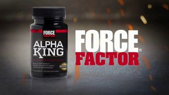 Force Factor Alpha King TV Spot, 'Fight Back Everywhere' - Thumbnail 4