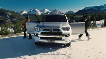 Toyota TV Spot, 'Snow Race' Featuring Elena Hight, Louie Vito [T1] - Thumbnail 2