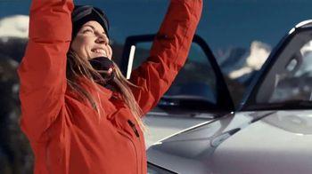 Toyota TV Spot, 'Snow Race' Featuring Elena Hight, Louie Vito [T1] - Thumbnail 3