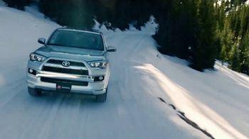 Toyota TV Spot, 'Snow Race' Featuring Elena Hight, Louie Vito [T1] - Thumbnail 4