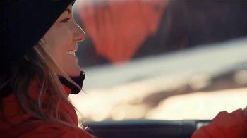 Toyota TV Spot, 'Snow Race' Featuring Elena Hight, Louie Vito [T1] - Thumbnail 9