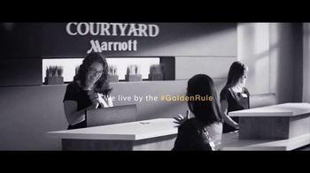 Marriott TV Spot, 'Wonderful Day: Golden Rule' - Thumbnail 9