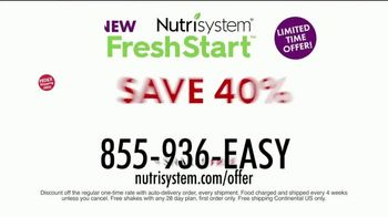 Nutrisystem FreshStart TV Spot, 'Lose Up to 13 Pounds Fast' Featuring Marie Osmond - Thumbnail 10