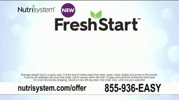 Nutrisystem FreshStart TV Spot, 'Lose Up to 13 Pounds Fast' Featuring Marie Osmond - Thumbnail 8