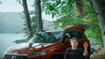 2019 Hyundai Santa Fe TV Spot, 'Dad, Look' Song by Cayucas [T1] - Thumbnail 1