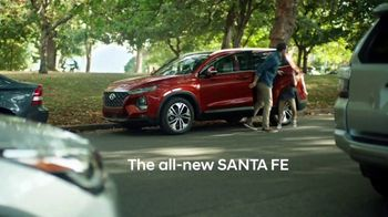 2019 Hyundai Santa Fe TV Spot, 'Dad, Look' Song by Cayucas [T1] - Thumbnail 10