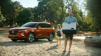 2019 Hyundai Santa Fe TV Spot, 'Dad, Look' Song by Cayucas [T1] - 877 commercial airings