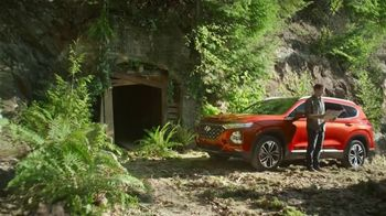 2019 Hyundai Santa Fe TV Spot, 'Dad, Look' Song by Cayucas [T1] - Thumbnail 5