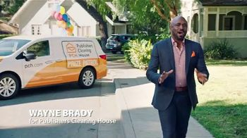 Publishers Clearing House Forever Prize TV Spot, 'Serious' Featuring Wayne Brady - Thumbnail 1