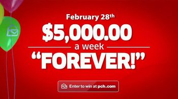 Publishers Clearing House Forever Prize TV Spot, 'Serious' Featuring Wayne Brady - Thumbnail 10