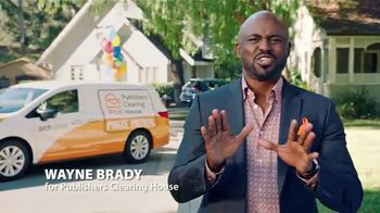 Publishers Clearing House Forever Prize TV Spot, 'Serious' Featuring Wayne Brady - Thumbnail 2