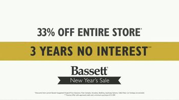 Bassett New Year's Sale TV Spot, '33 Percent Off' - Thumbnail 5