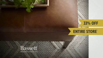 Bassett New Year's Sale TV Spot, '33 Percent Off' - Thumbnail 7