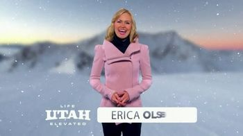 Utah Office of Tourism TV Spot, 'Make More Mountain Time' Featuring Erica Olsen - Thumbnail 1