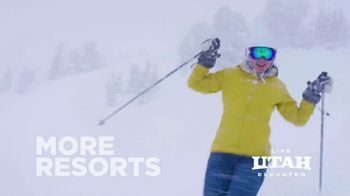 Utah Office of Tourism TV Spot, 'Make More Mountain Time' Featuring Erica Olsen - Thumbnail 6