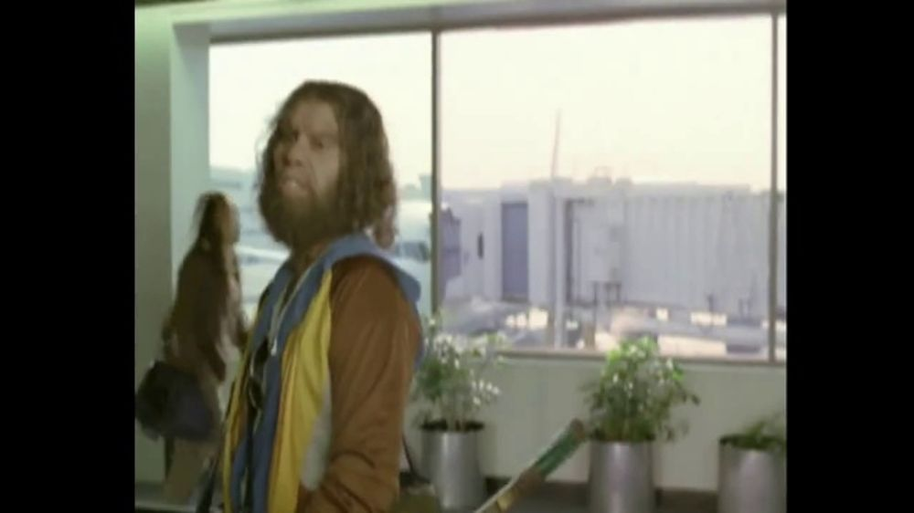 GEICO TV Commercial, 'The Best of GEICO: Caveman Airport' Song by R??yksopp