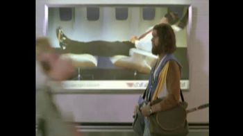 GEICO TV Spot, 'The Best of GEICO: Caveman Airport' Song by Röyksopp - Thumbnail 2