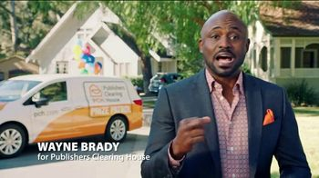 Publishers Clearing House Forever Prize TV Spot, 'Win Forever' Featuring Wayne Brady - Thumbnail 1
