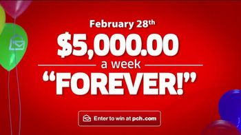 Publishers Clearing House Forever Prize TV Spot, 'Win Forever' Featuring Wayne Brady - Thumbnail 10