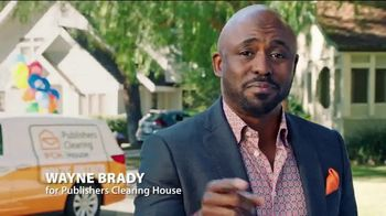 Publishers Clearing House Forever Prize TV Spot, 'Win Forever' Featuring Wayne Brady - Thumbnail 2
