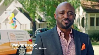 Publishers Clearing House Forever Prize TV Spot, 'Win Forever' Featuring Wayne Brady - Thumbnail 3