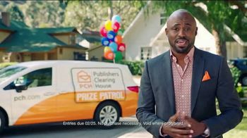Publishers Clearing House Forever Prize TV Spot, 'Win Forever' Featuring Wayne Brady - Thumbnail 8