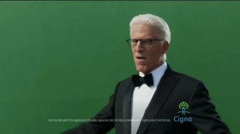Cigna TV Spot, 'Fencing' Featuring Ted Danson - Thumbnail 2