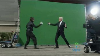 Cigna TV Spot, 'Fencing' Featuring Ted Danson - Thumbnail 7
