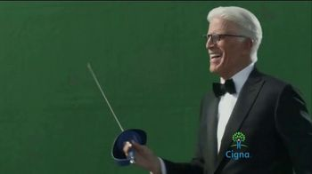 Cigna TV Spot, 'Fencing' Featuring Ted Danson - Thumbnail 8