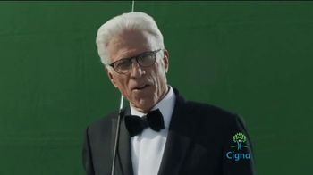 Cigna TV Spot, 'Fencing' Featuring Ted Danson - Thumbnail 9