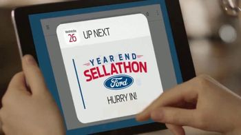 Ford Year End Sellathon TV Spot, 'Hurry In' [T2] - Thumbnail 2