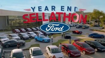 Ford Year End Sellathon TV Spot, 'Hurry In' [T2] - Thumbnail 3