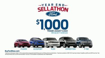 Ford Year End Sellathon TV Spot, 'Hurry In' [T2] - Thumbnail 6