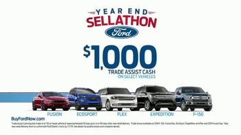 Ford Year End Sellathon TV Spot, 'Hurry In' [T2] - Thumbnail 7
