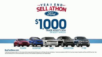 Ford Year End Sellathon TV Spot, 'Hurry In' [T2] - Thumbnail 8