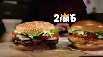 Burger King TV Spot, 'Make Your Best Pick' - Thumbnail 7