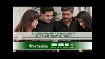 Lincoln Heritage Funeral Advantage TV Spot, 'Pena' [Spanish] - Thumbnail 6