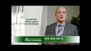Lincoln Heritage Funeral Advantage TV Spot, 'Pena' [Spanish] - Thumbnail 7