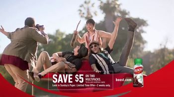 Boost Complete Nutritional Drink TV Spot, 'Photographer: Save $5' - Thumbnail 10